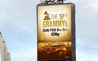CITY TV Billboard Tracer - Yonge/Dundas Square, Toronto, Ontario
